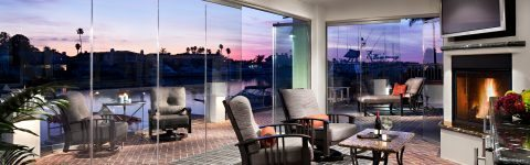 CUSTOM FRAMELESS SLIDING GLASS DOORS SYSTEM UNLIKE ANY OTHER